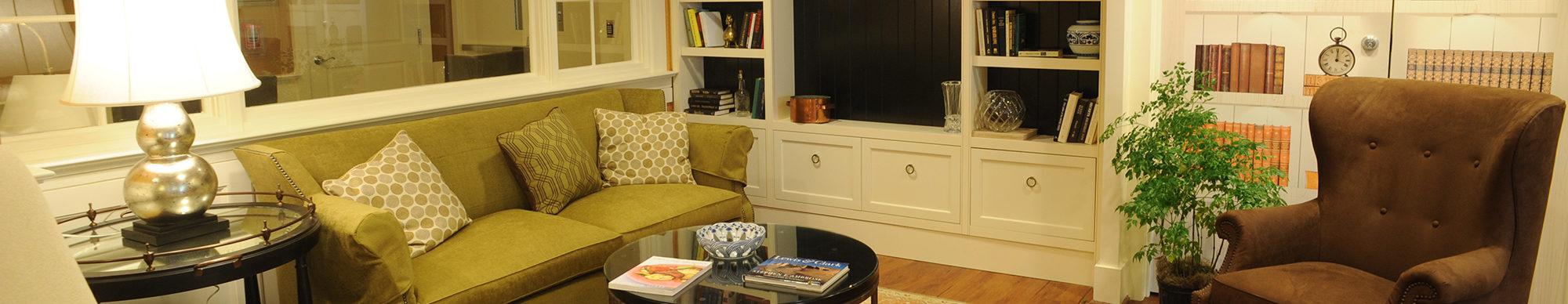 Senior Living Area