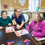Volunteer at Retirement Community